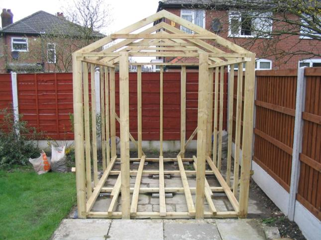 Plans For A Garden Shed Greenhouse Combo Savory06lli